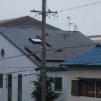 太陽光発電システム設置事例 静岡市H様