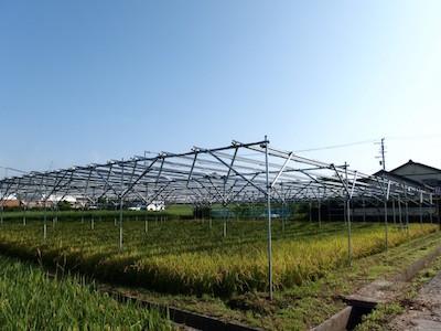 静岡県掛川市 太陽光発電システム設置事例
