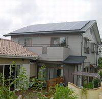 太陽光発電システムを設置した静岡県浜松市 F様