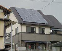 太陽光発電システムを設置した富士市 Y様