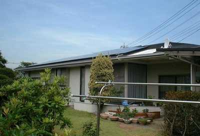 太陽光発電システムを設置した富士市 津田様の感想文