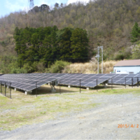 静岡県伊豆市F 様 産業用太陽光発電システム