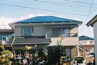 太陽光発電システムを設置した静岡県富士宮市 渡辺様