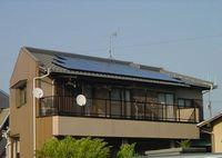 太陽光発電システムを設置した静岡県島田市 堀本様