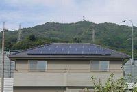 太陽光発電システムを設置した焼津市水野様