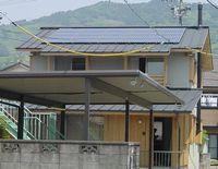 太陽光発電システムを設置した焼津市T様