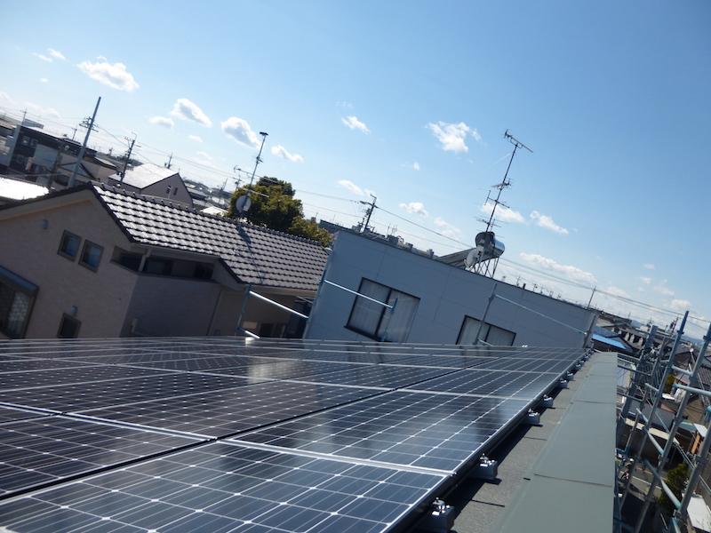 太陽光発電設置事例 浜松市
