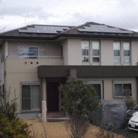 太陽光発電システム設置事例 袋井市H様