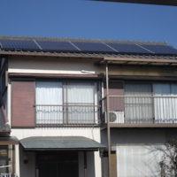 藤枝市A様 パナソニック製太陽光発電3.6kW