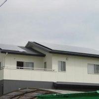 浜松市様 SHARP製太陽光発電システム4.59kw