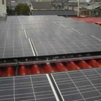 静岡市T様 フジプレ製太陽光発電システム4.68kw