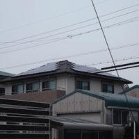 太陽光発電システム設置事例 浜松市