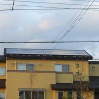 三島市M様 パナソニック製太陽光発電システム5.52kw