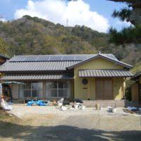 焼津市M様 パナソニック製太陽光発電システム5.59kw