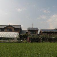 島田市I様 サンヨー製太陽光発電システム3.36kw