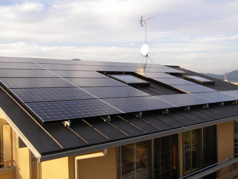 静岡市K様 パナソニック製太陽光発電システム5.59kw