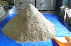 アミノ酸もみ殻米ぬかぼかし 完成前