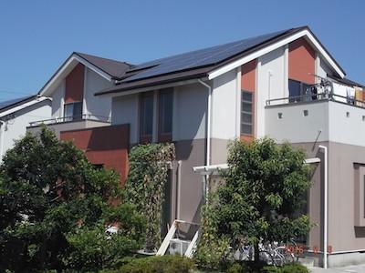 太陽光発電システム設置事例 浜松市Y様