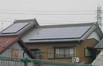 太陽光発電システムを設置した静岡県磐田市 中谷様