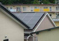 静岡市 Y様 シャープ製太陽光発電 3.45kW