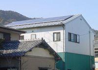 太陽光発電システムを設置した静岡市S様