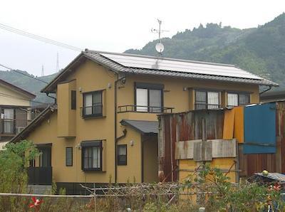 太陽光発電設置事例 静岡県静岡市