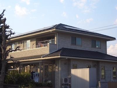 太陽光発電設置事例 静岡県沼津市